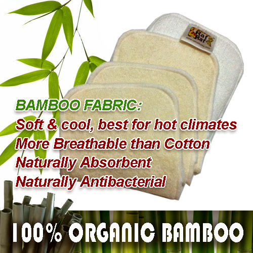 raf raf bamboo cloth diapers